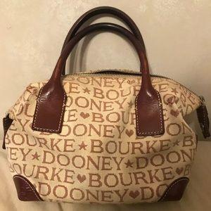 Dooney & Bourke Small Satchel Bag